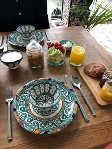 Riad BE Marrakech - Complimentary Breakf