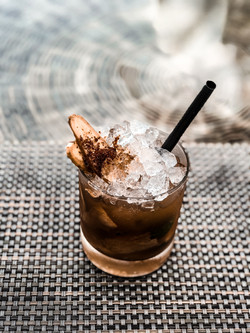 Plantain Moscow Mule