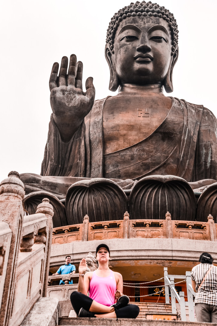 Big Buddha, Hong Kong
