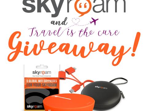 Enter the Skyroam Giveaway!