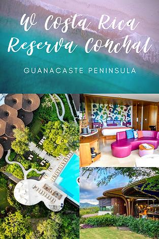 W Costa Rica, Reserva Conchal