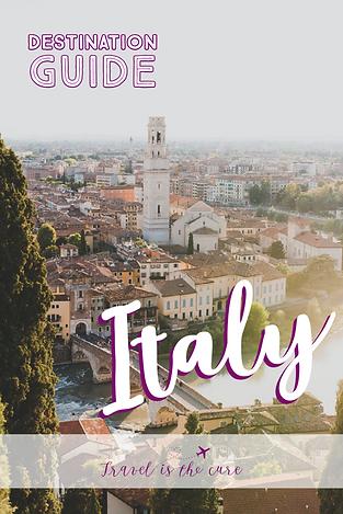 Italy Destination Guide