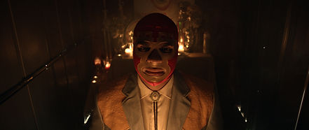 El Monstruo (Ricardo Adam Zarate) stars in Lowlife (2017)