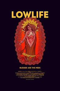 Lowlife Movie Poster - Ryan Prows