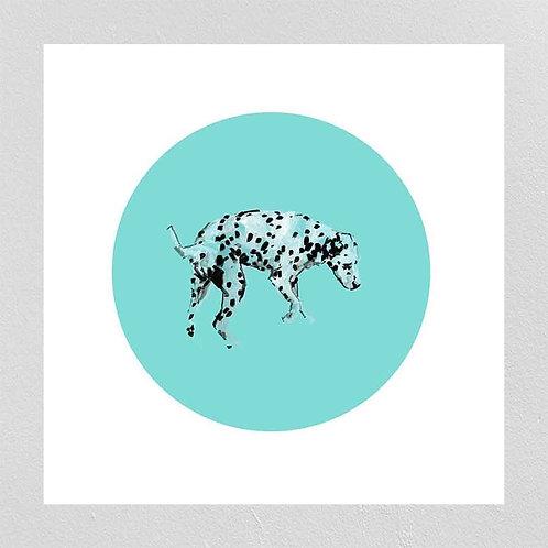 A Very Modern Dog Dalmatian 2