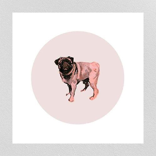 A Very Modern Dog Pug 2