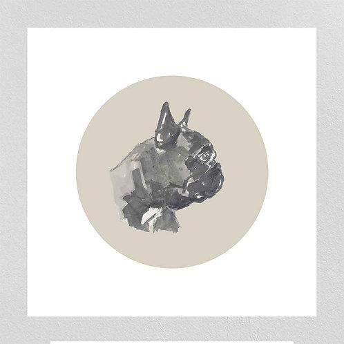 A Very Modern Dog French Bulldog