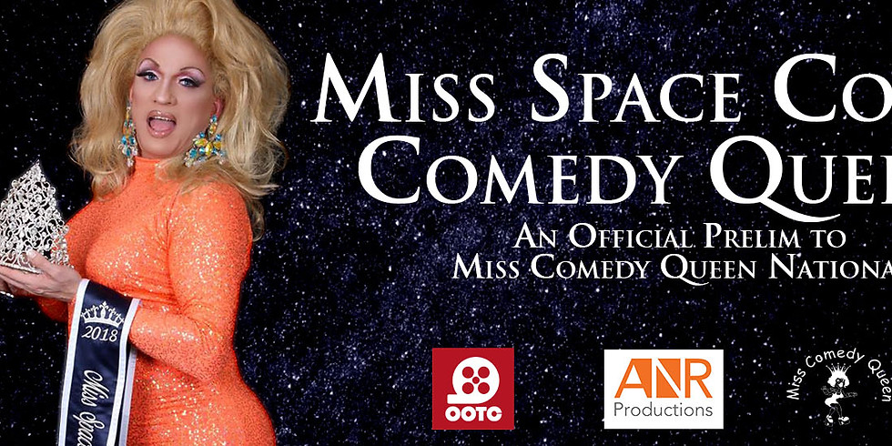 Miss Space Coast Comedy Queen