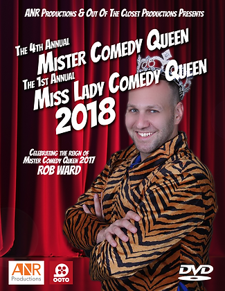 Mister/Miss Lady Comedy Queen 2018