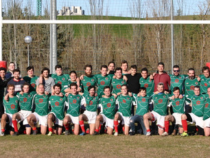 Senior: Iruña RC-Arrasate