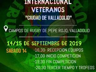 II Torneo Internacional Veteranos Valladolid