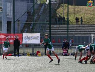 """Sub 16 Univ. Bilbao """"B""""-Iruña RC/Unav"""