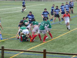 Zornotza Rugby - Iruña RC (Senior)