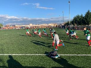 Sub10/12 JDG en Logroño