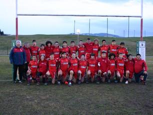 Victoria Selección Navarra Sub16 y Sub18