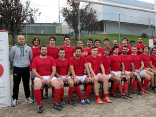 Senior (amistoso) Iruña RC-Segovia