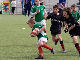 Sub 10-12 Juegos deportivos de Aragón