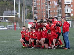 Sub18 Selección Navarra-Asturias