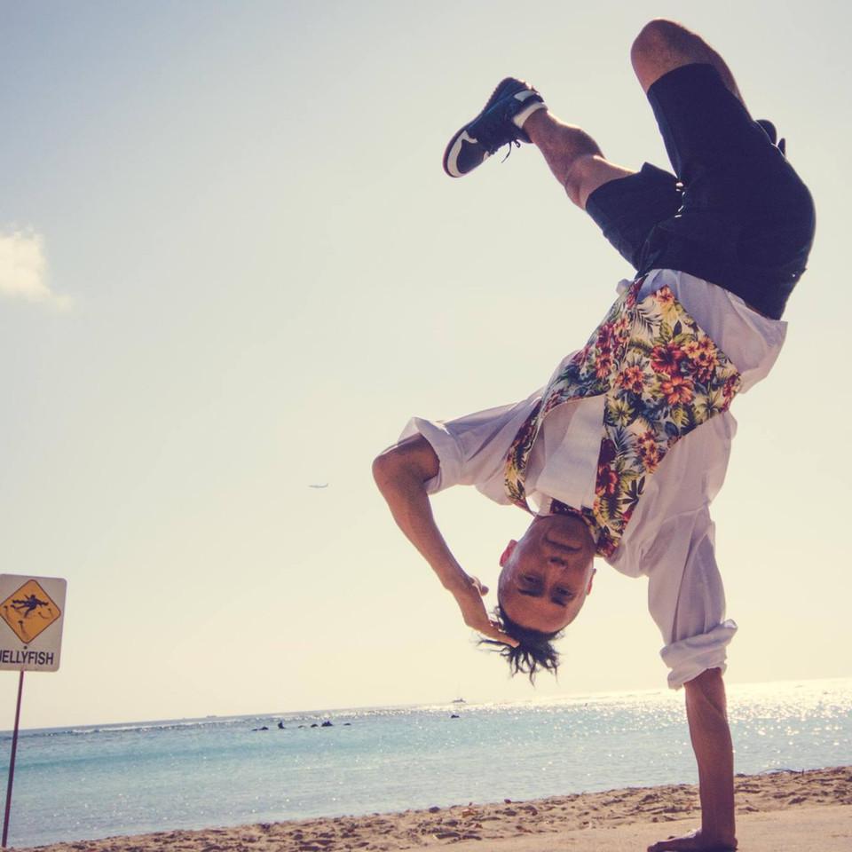 Wedding Break Dancing