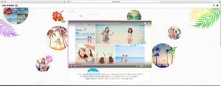 Japan Airlines Website