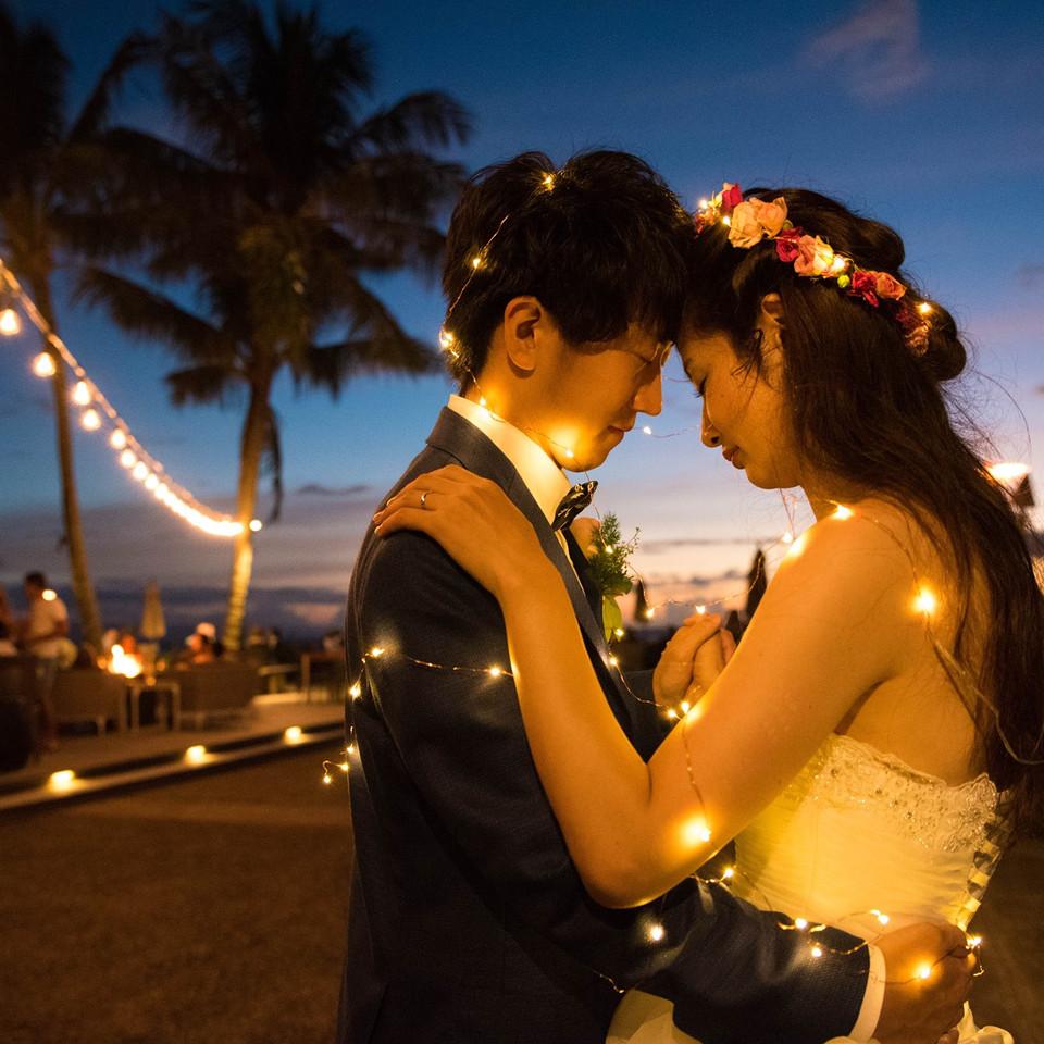 Fairy Lights On Maui