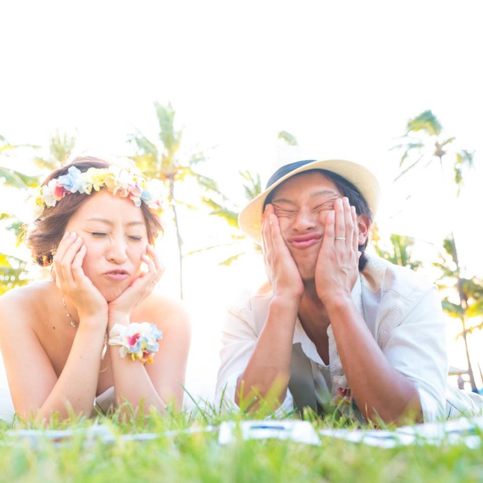 Hawaii Wedding Fun