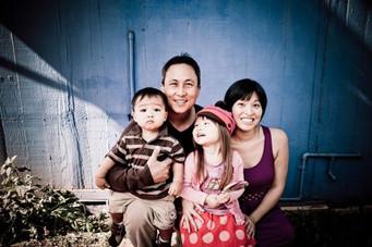 Wahiawa, Family Portriat