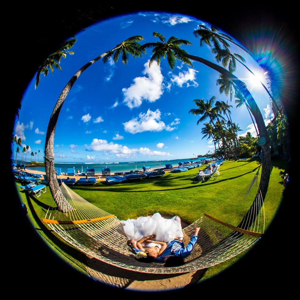 Wedding Hawaii Beach