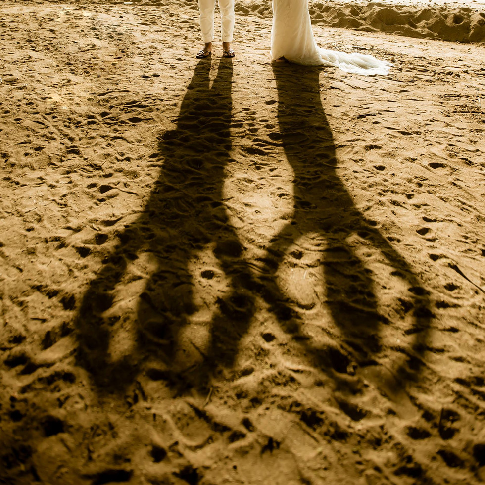 Wedding Shadows