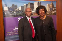 Freeholder Jones + Commisioner WAlter Jacobs -Senior Services Advisory Council