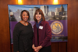 Mary and Assemblywoman Oliver