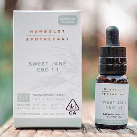 Friday Favorites : Humboldt Apothecary