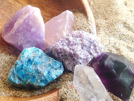 Five Crystals All Black Women Should Have