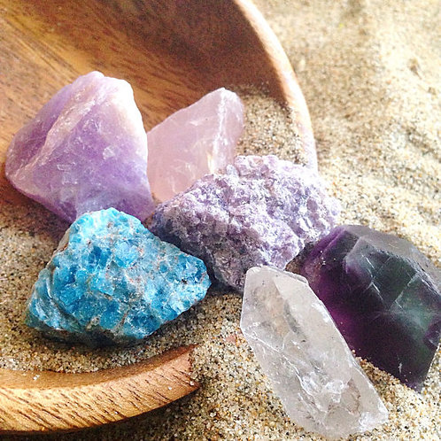 Intro to Crystal Use for Holistic Success
