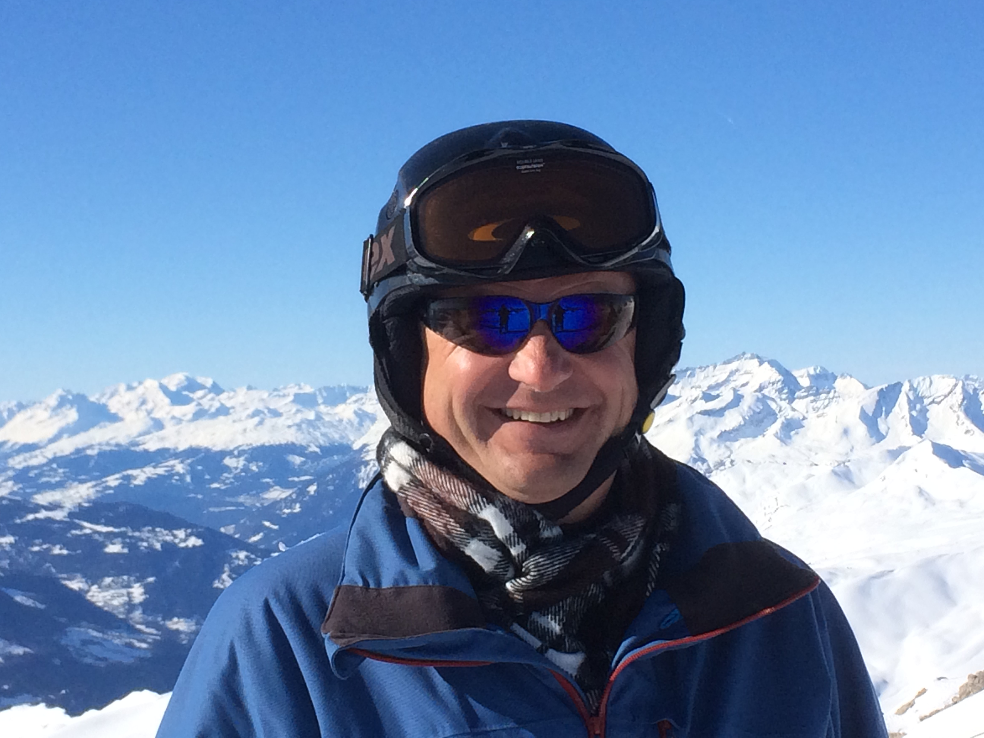 Koni, Ski Instructor for Ben&Joe's, ski school in Davos and Klosters knows the area!