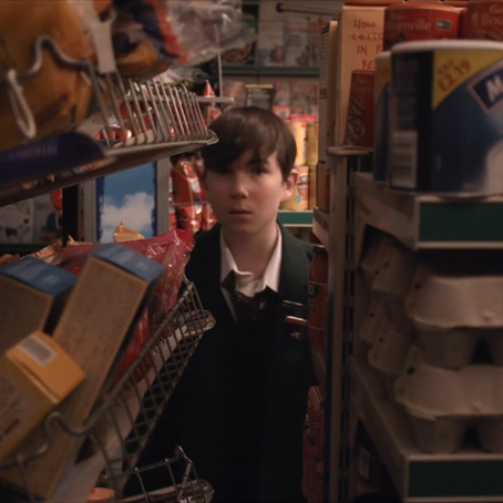 Petrol Station Girl (2020)