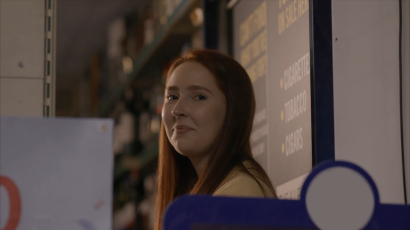 Petrol Station Girl Film.PNG