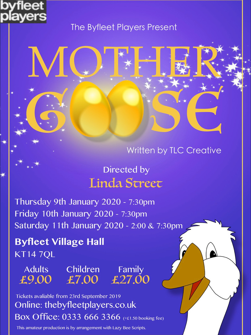 Mother Goose Poster 2020
