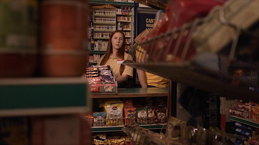 Petrol Station Girl Film.JPG