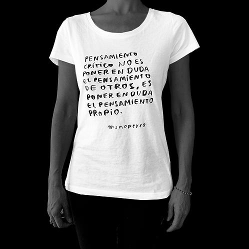 Camiseta Cancamusa chica