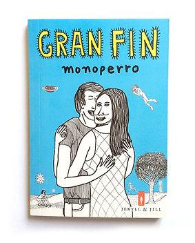 Portada libro GRAN FIN de monoperro