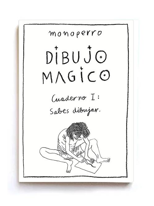 Dibujo Mágico - Cuaderno I - Sabes Dibujar