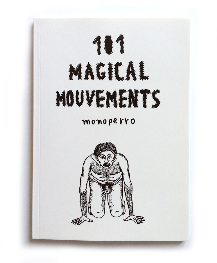 101 Magical Mouvements front