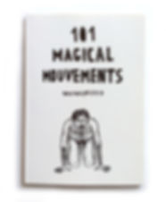 Libro 101 Magical Mouvements de monoperro.