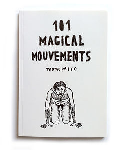 Portada libro 101 Magical Mouvements de monoperro