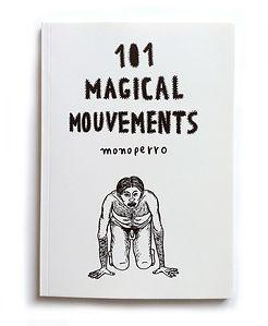 Portada libro 101 Magical Mouvements de monoperro