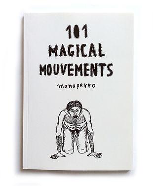 Libro 101 Magical Mouvements de monoperro.