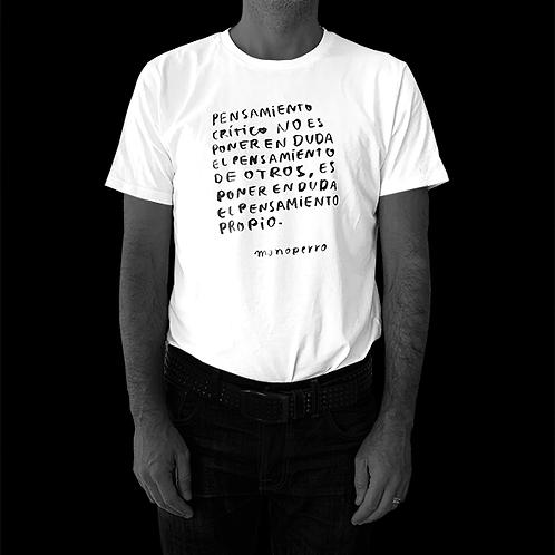 Camiseta Cancamusa unisex