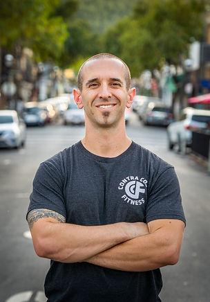 Brandon Glass of Contra Costa Fitness