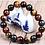 Thumbnail: Natural Tricolor Tiger Eye Bracelet